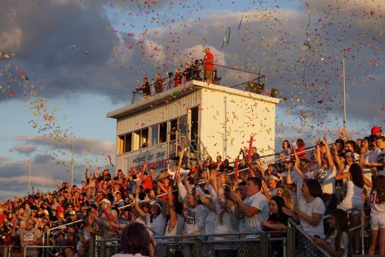 Madison fans